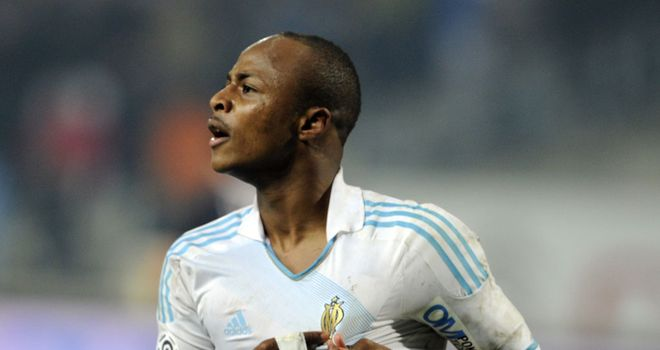 Andre Ayew: Will put off a shoulder operation until the end of the season in order to keep on playing for Marseille