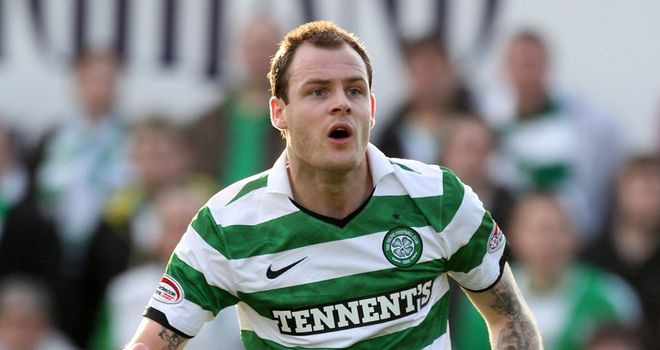 Anthony Stokes: Hoping Celtic can maintain their fine form for as long as possible