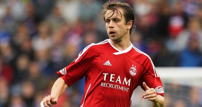 Arnason: Late winner for Aberdeen