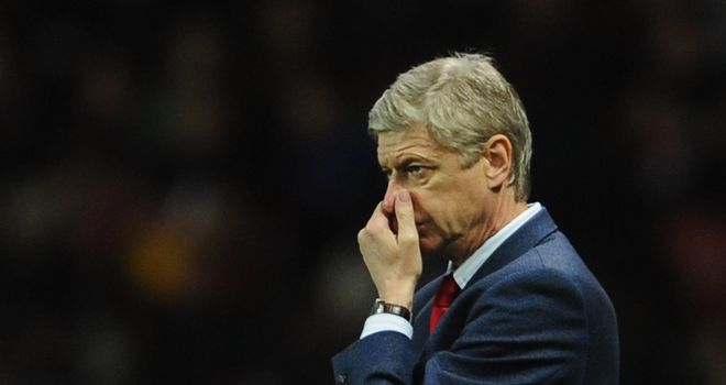 Arsene Wenger: Is worried that teams will struggle to compete with financially powerful sides like Man City