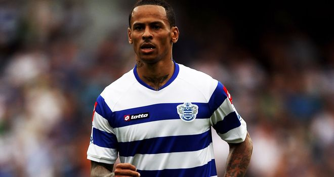 DJ Campbell: Forward could be set to leave QPR for Blackpool this summer