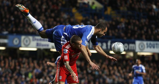 Craig Bellamy: Liverpool forward set up both goals in victory over Chelsea