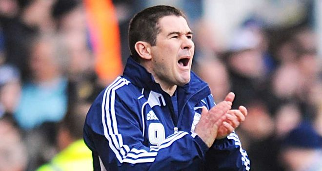 Nigel Clough: Proud of his players' fight-back
