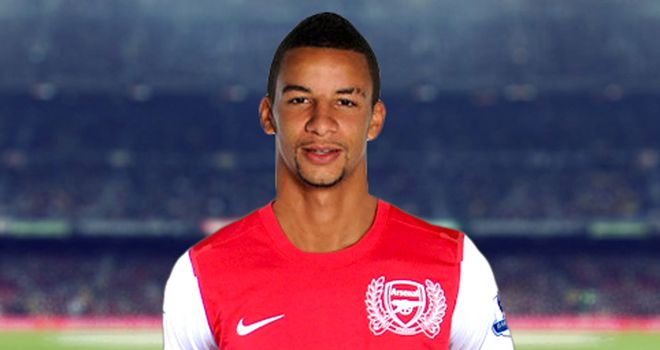 Craig Eastmond: Set to join League One Colchester United on loan from Arsenal