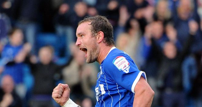 Kedwell: On the scoresheet for Gills
