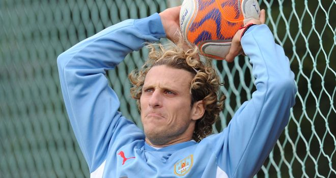Diego Forlan: No transfer plans to leave Inter Milan for Internacional