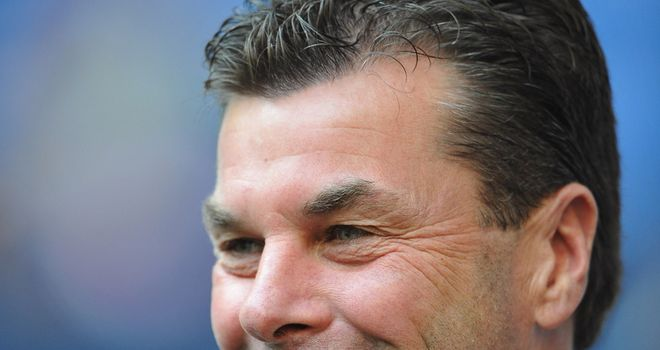Dieter Hecking: Nurnberg sit in the Bundesliga relegation zone after taking eight points from nine matches