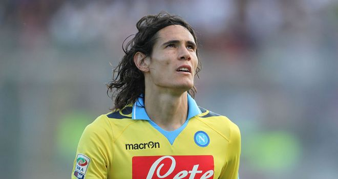 Edinson Cavani: Is committed to Napoli and see his future at the club