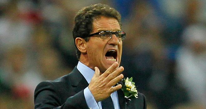 Fabio Capello: England coach is expected to meet with the Football Association on Wednesday
