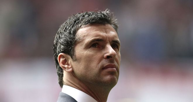 Gary Speed: PFA chief Gordon Taylor pays tribute to late Wales head coach