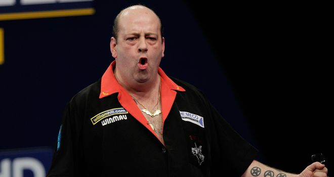Hankey: the Count could make an impact at the UK Open