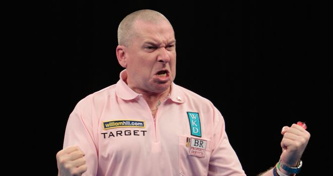 Mark Walsh: Narrow victory over Steve Beaton in Group Eight final