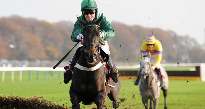 Grandouet: Could still make Cheltenham