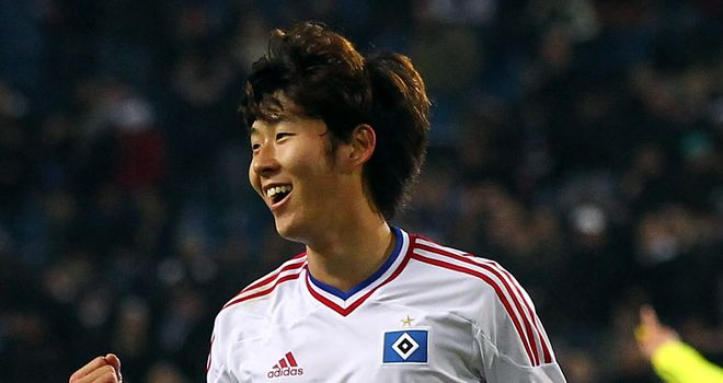 Son Heung-min: Going nowhere despite being linked with Newcastle