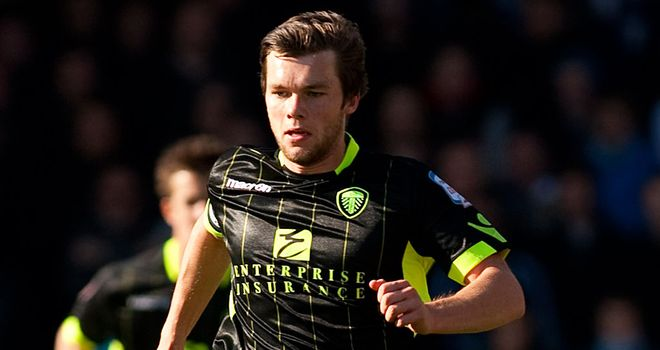 Jonny Howson: Holding contract talks with Leeds United