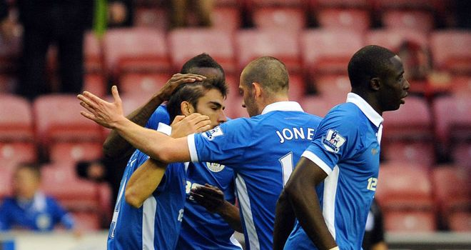 Jordi Gomez: Netted on his return to the Wigan side, but was left frustrated at the final whistle