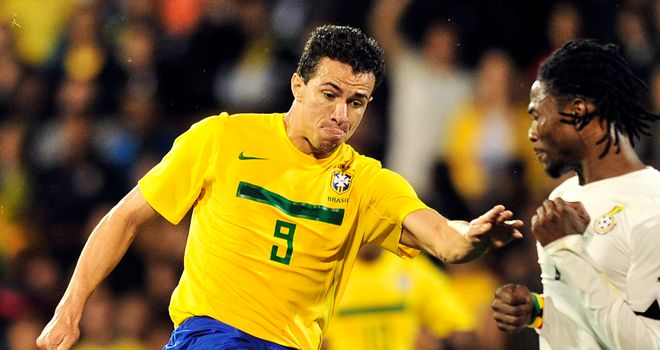 Leandro Damiao: Could be set for a summer move to Juventus