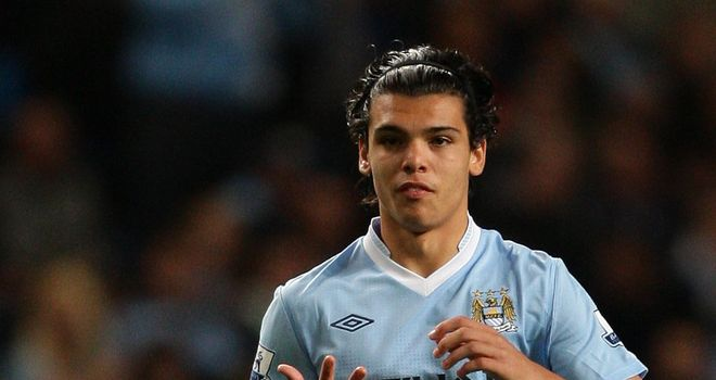 Karim Rekik: Could be loaned out to PSV if Manchester City agree to a deal