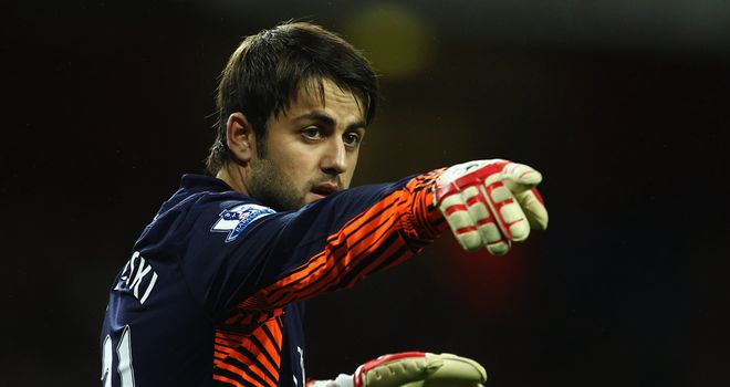 Lukasz Fabianski: Arsenal keeper believes that he will be fine and is hoping that his injury is not serious