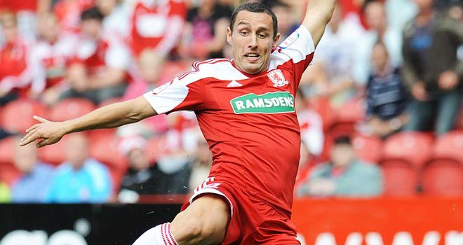 Scott McDonald: Middlesbrough forward recalled by Australia
