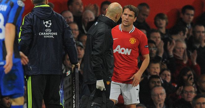 Michael Owen: Has not played since the beginning of November due to a thigh injury