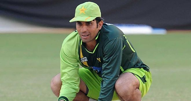 Misbah-ul Haq: Believes the emergence of promising young players bodes well for Pakistan