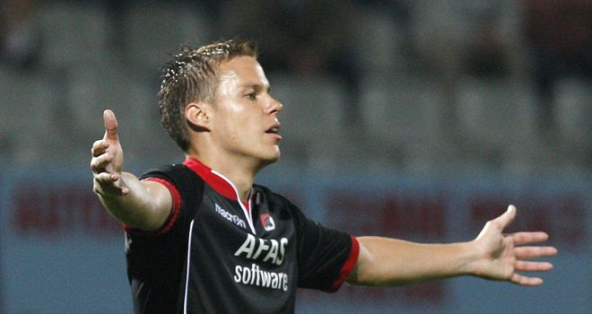 Niklas Moisander: Has secured a move back to his 'dream club' Ajax