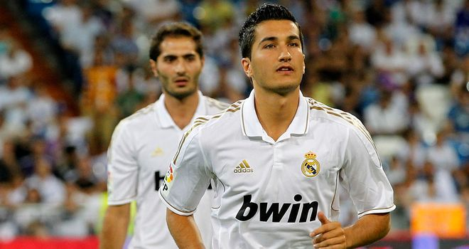 Nuri Sahin: Wants to stay with Real Madrid