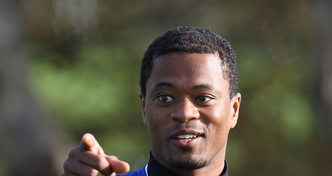 Patrice Evra: Believes Manchester United's FA Cup win at City is the perfect response to some of their recent critics