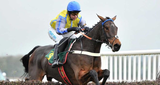Peddlers Cross: Set to make his return to action at Kempton