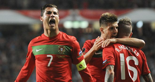 Cristiano Ronaldo: Bagged brace for Portugal