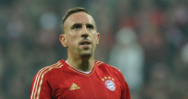 Franck Ribery: Winger wanted club to sign players in January
