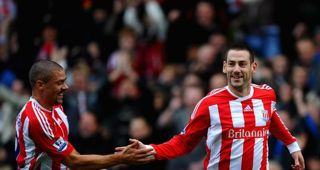 Rory Delap: Stoke midfielder looking forward to second leg against Valencia