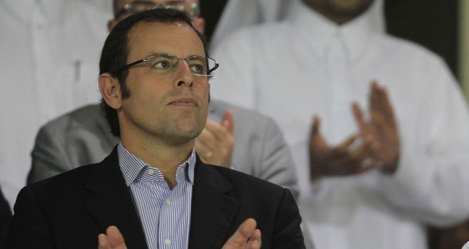 Sandro Rosell: Barcelona president wants more competition in La Liga