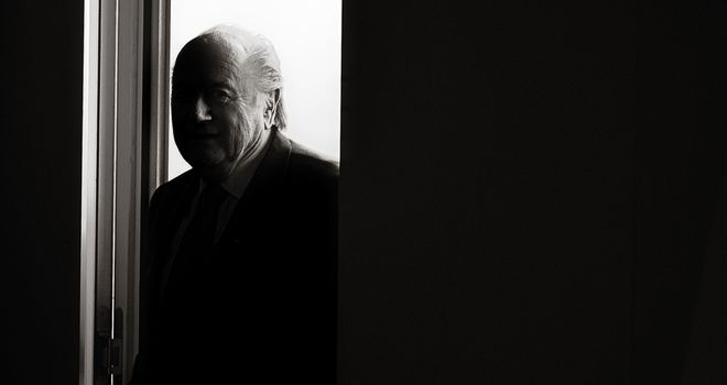 Will Sepp Blatter survive the latest storm he has kicked up?