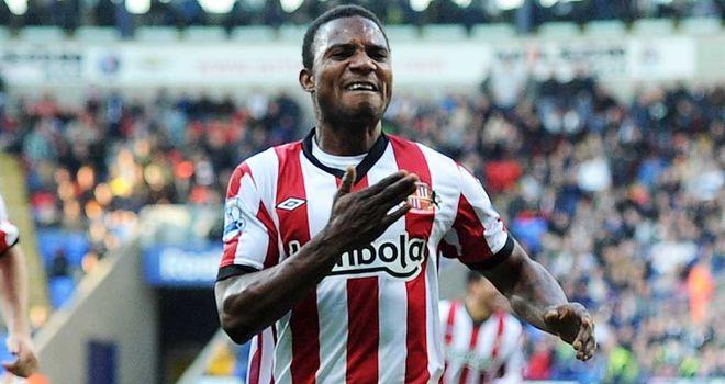 Stephane Sessegnon: Sunderland boss Martin O'Neill wants striker to score more goals