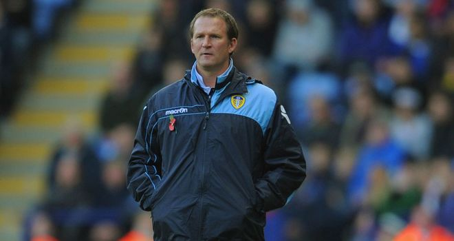 Simon Grayson: Leeds United manager is planning to strengthen his squad in the January transfer window