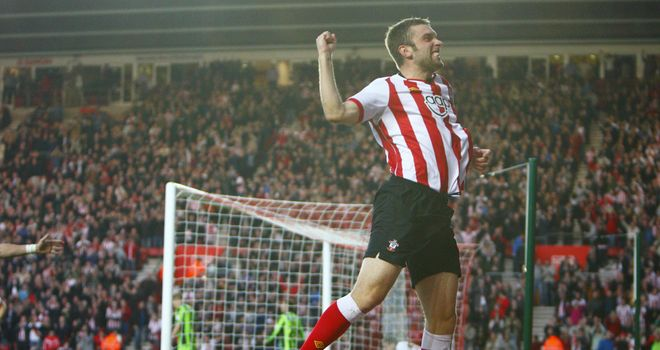 Rickie Lambert: Striker is attracting Premier League interest but Southampton do not want to sell