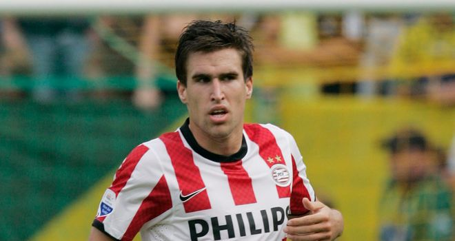 Kevin Strootman: Opened the scoring as PSV Eindhoven enjoyed a 5-0 win over Roda JC