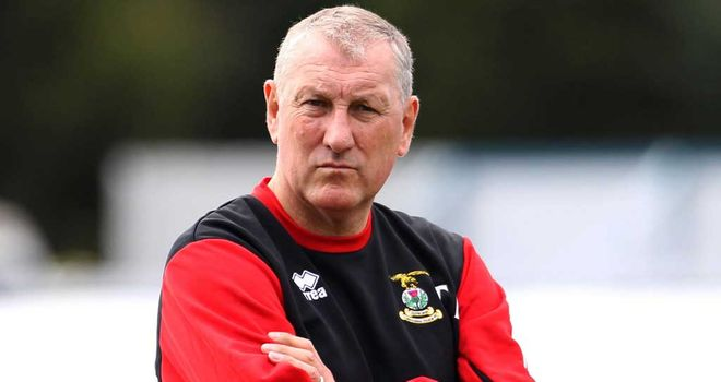 Terry Butcher: Close to signing Claude Gnapka from Walsall
