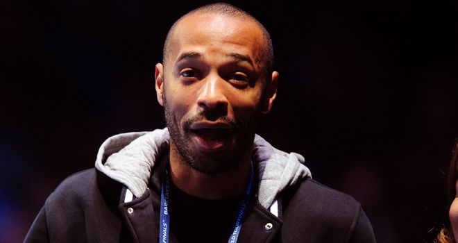 Thierry Henry: Not coming back for English loan