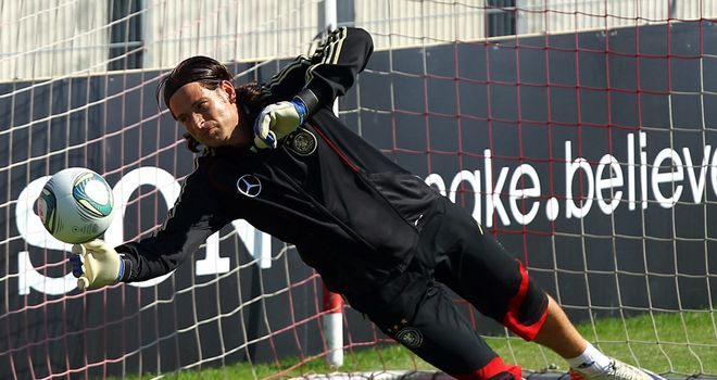 Tim Wiese: Bremen goalkeeper in mourning after the death of his father