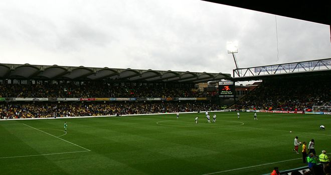 Vicarage Road: Head of academy stepping down