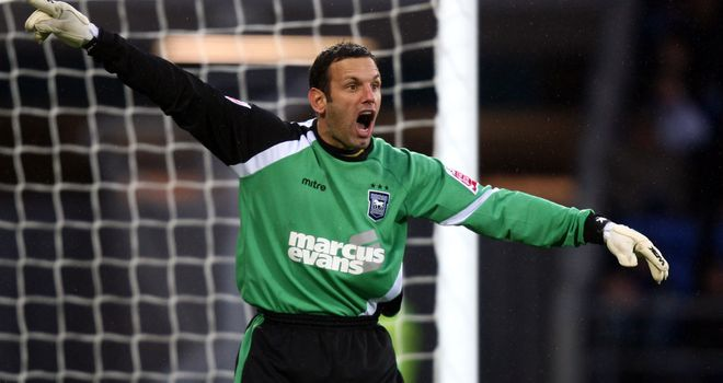 Richard wright: Has joined Ipswich Town for the third time in his career