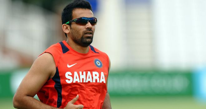 Zaheer Khan: Recovering from lengthy injury lay-off