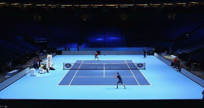 O2 Arena: Extends ATP Tour Finals deal until 2015