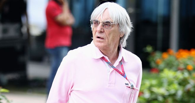 Bernie Ecclestone: Cetain that Bahrain Grand Prix will go ahead without incident