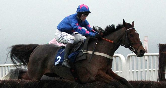 Cue Card: Needs to nearly win in order to go for the Ryanair