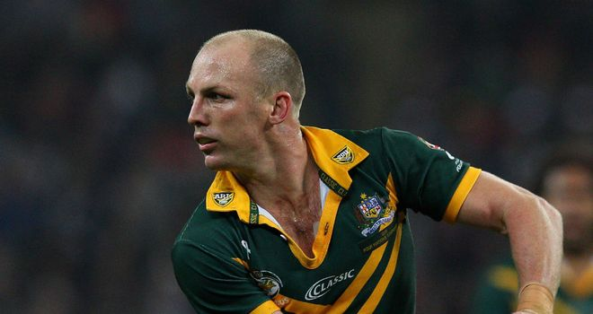 Darren Lockyer: Thinks England are capable of winning the Four Nations