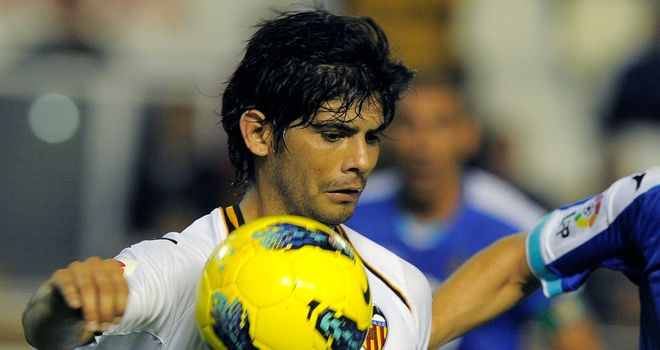 Ever Banega: Ever Banega joined Valencia from Boca Juniors in 2008